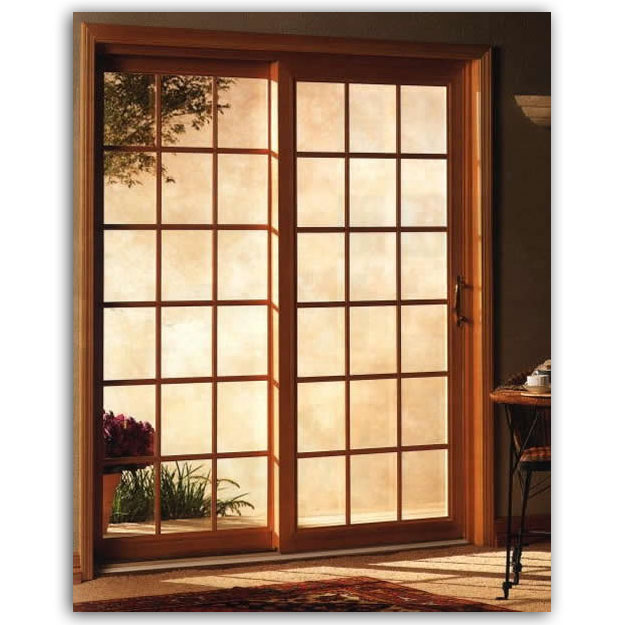 Home entrance door custom exterior door for Glass french doors exterior